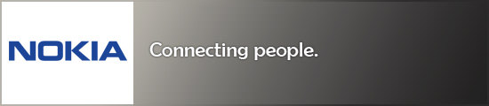Nokia Logo Connecting People Slogan