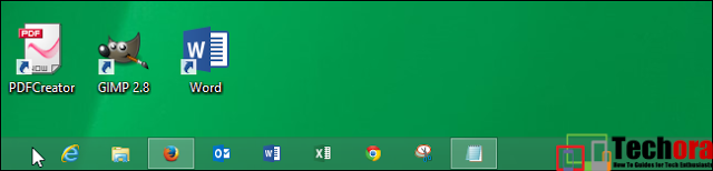 how to make start menu disappeared