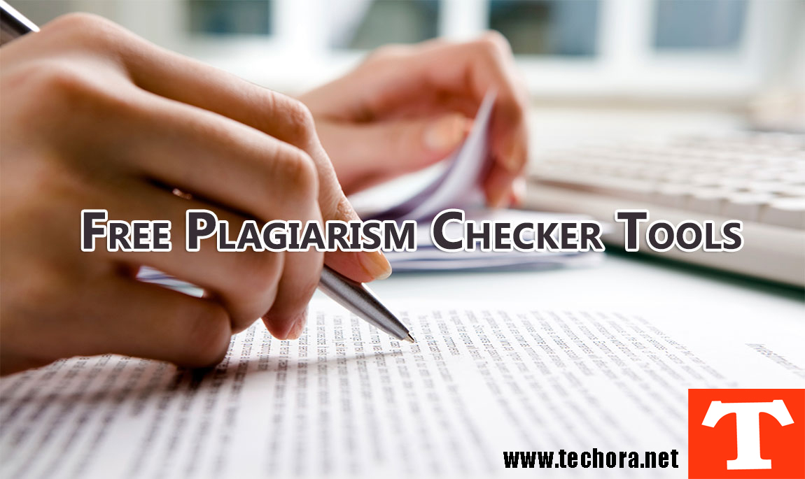 top online plagiarism checker tools techora