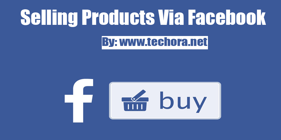 how to add products to facebook page