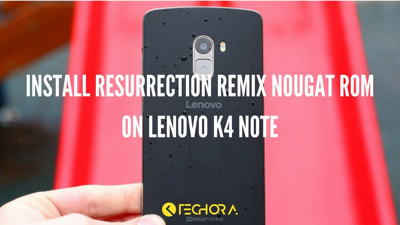 Madison : Resurrection remix note 4
