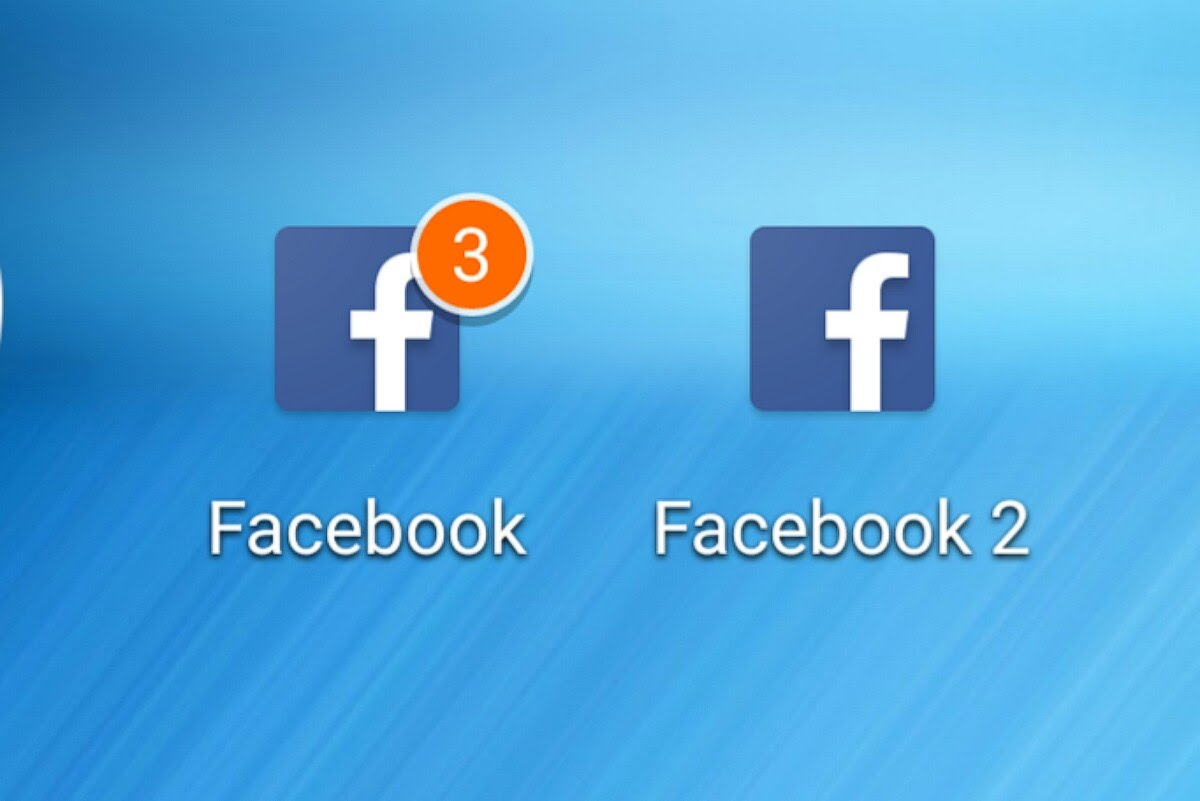 how to add account on facebook iphone
