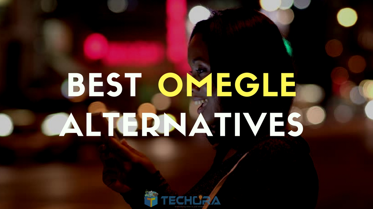 top omegle alternatives